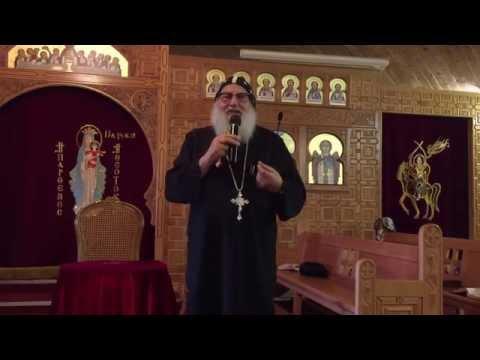 H.G. Bishop Moussa Visit