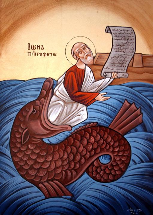 2015 Jonah - Lent