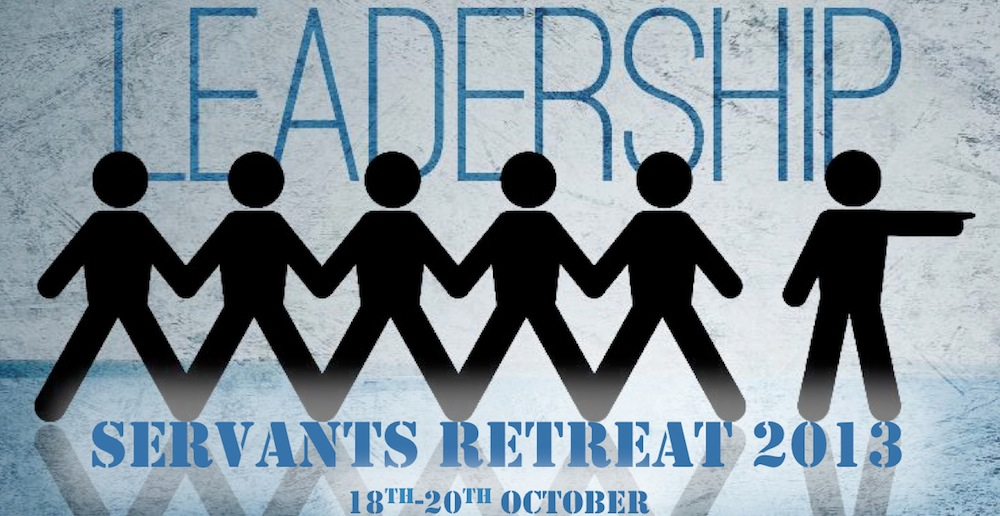 Christian Leadership - Servants Retreat