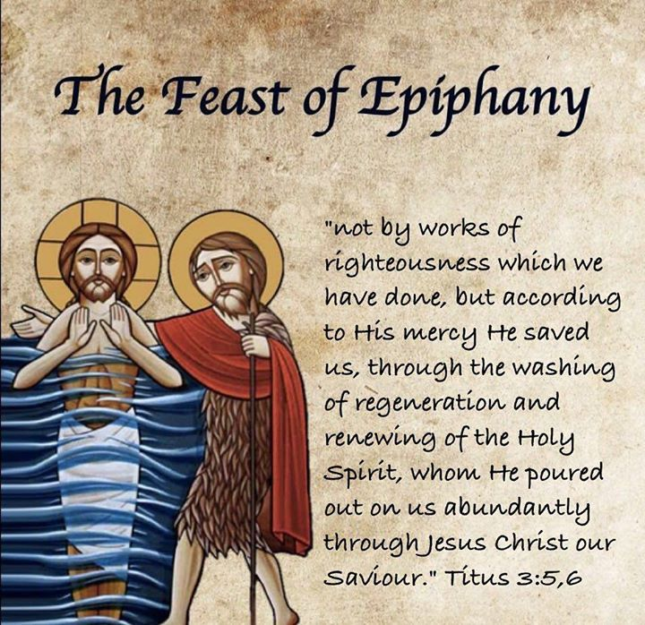 Meditations Upon The Glorious Feast of the Epiphany